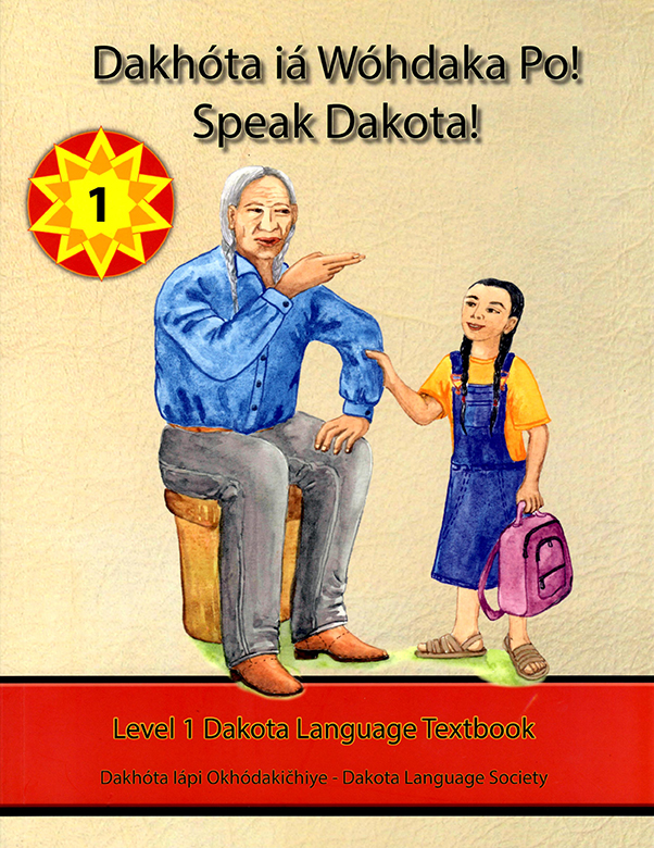 Dakota Book Cover